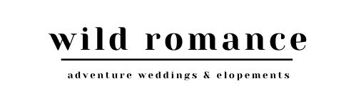 logo wild romance wedding planner